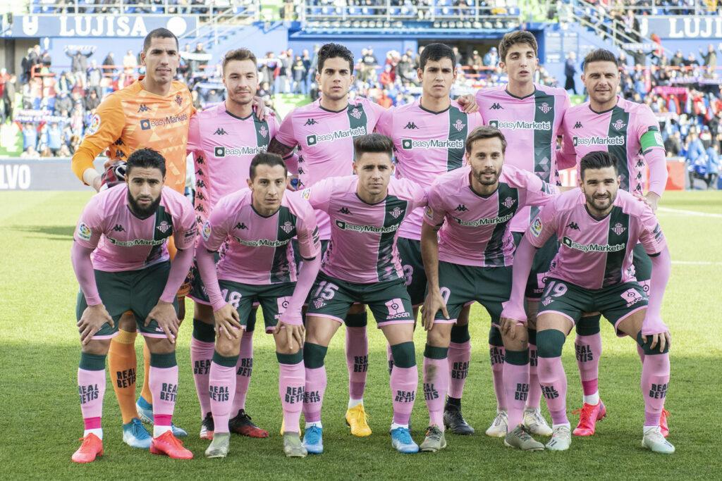 Las notas de los jugadores en el Getafe 1 - 0 Real Betis, correspondiente a la jornada 21 de La Liga.