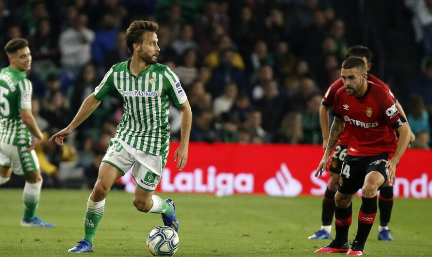 El Real Betis, sin necesidad de hacer caja