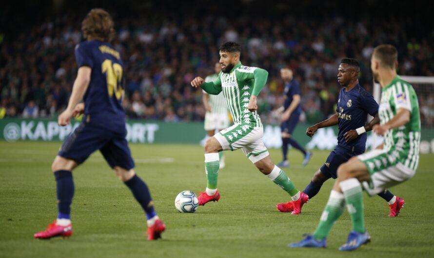 Real Betis 2 – 1 Real Madrid (1×1) Fekir, mesías entre resucitados