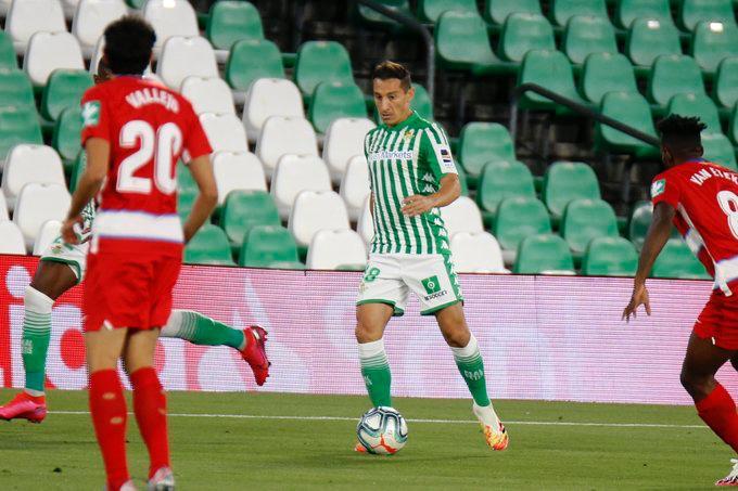 Real Betis 2-2 Granada CF: Un punto y con Rubi a San Mamés