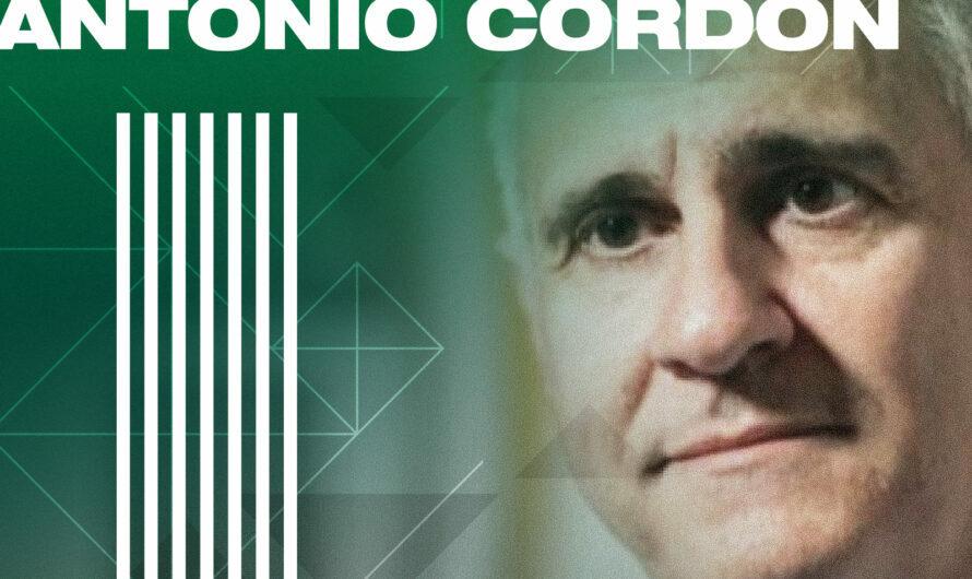 Antonio Cordón: »El fichaje más ilusionante es poder presumir de equipo»