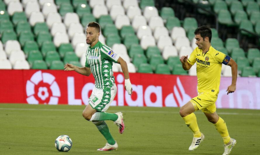 Real Betis 0 – 2 Villarreal (1×1) Sólo a Fekir le dolió el esperpento
