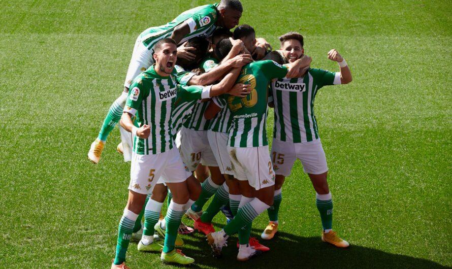 EL Real Betis buscará su segunda victoria frente al Real Valladolid