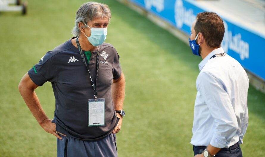 Pellegrini y Joel Robles, en el punto de mira