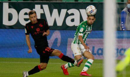 Foto vía: Real Betis