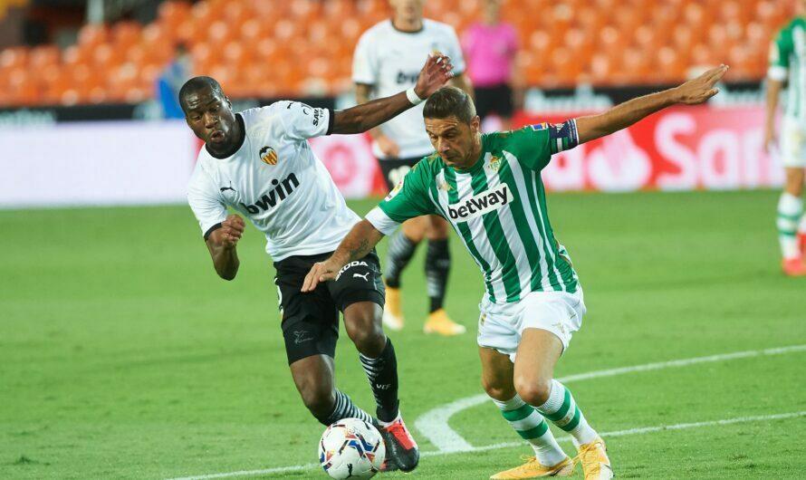 Valencia CF 0 – 2 Real Betis – Ahuyentando fantasmas.