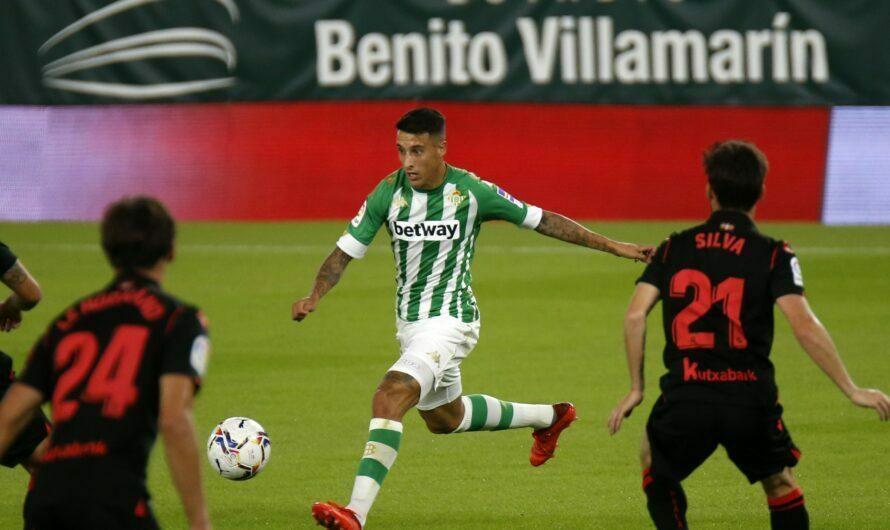 Real Betis Balompié 0-3 Real Sociedad CF (1×1) Partido para olvidar en el Villamarín