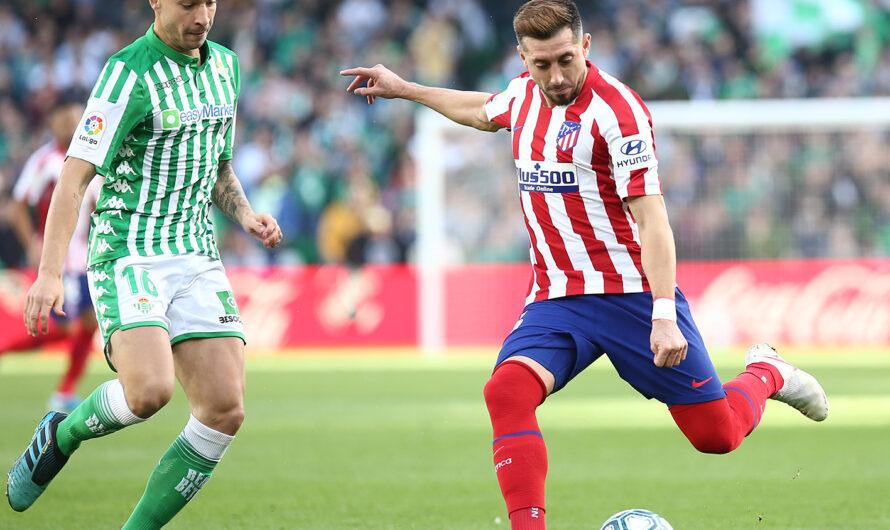 Previa Atlético de Madrid – Real Betis: Ganar a un Atlético con ganas de resarcirse