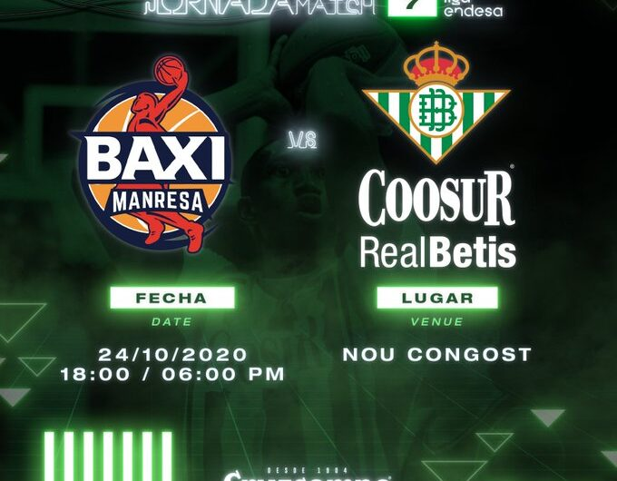 Baloncesto| El Coosur Real Betis sigue sin estar a la altura