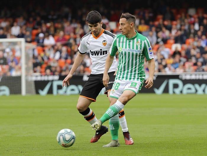 Previa Valencia – Real Betis: En busca de la tercera victoria