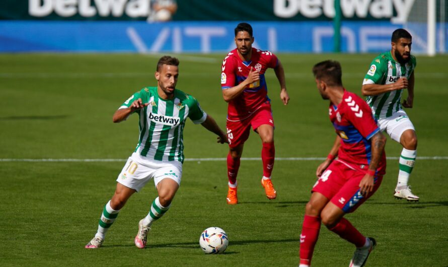 Real Betis Balompié 3-1 Elche CF (1×1) Goleada que pudo ser mayor