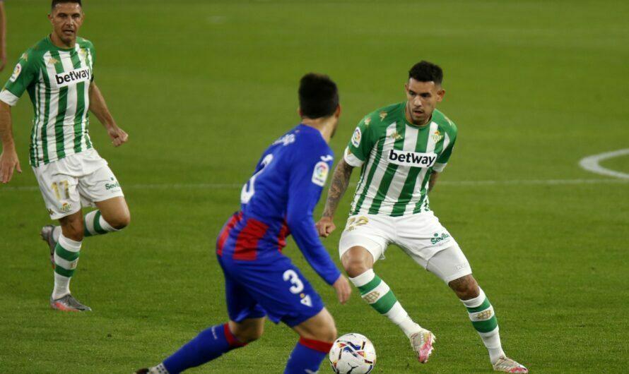 Real Betis Balompié 0-2 SD Eibar (1×1) Cuesta abajo y sin frenos