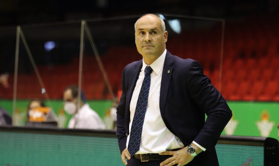 BALONCESTO| Curro Segura deja de ser técnico del Coosur Real Betis