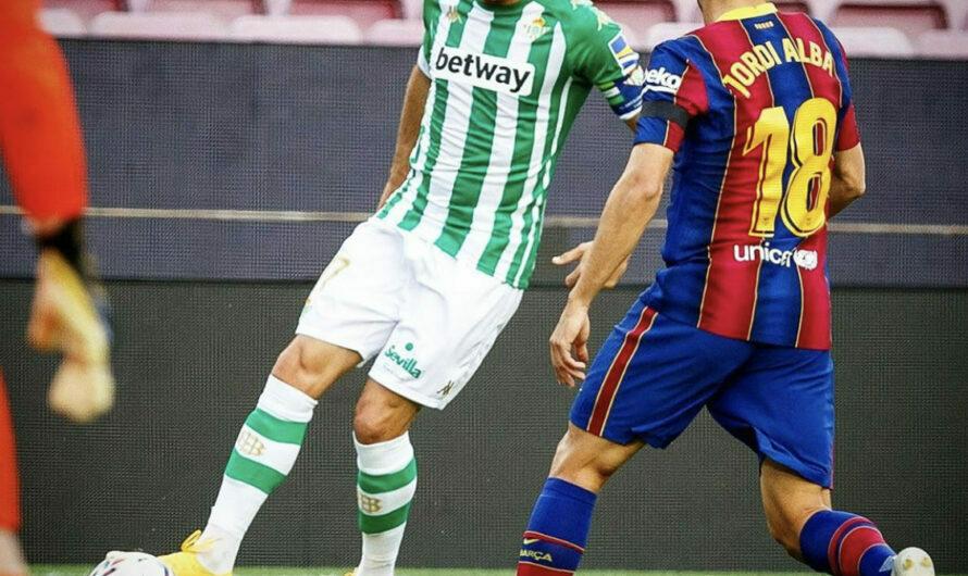 FC Barcelona 5-2 Real Betis (1×1). Castigo blaugrana a un Betis inocente