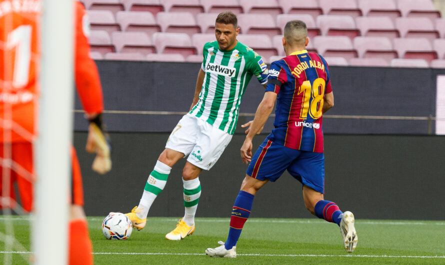F.C. Barcelona 5-2 Real Betis: Leo Messi decide el partido en el Camp Nou