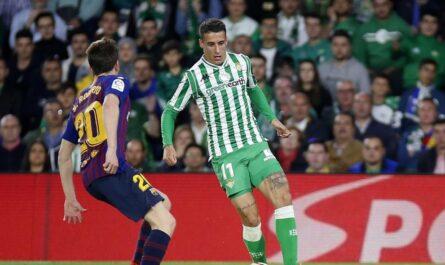 Foto vía: Real Betis Balompié