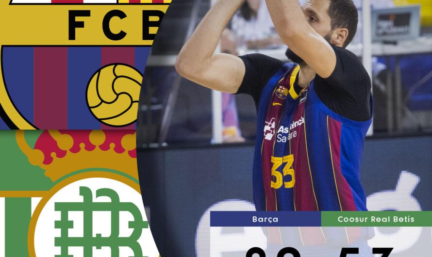 Baloncesto  El Coosur Real Betis no se presentó en el Palau