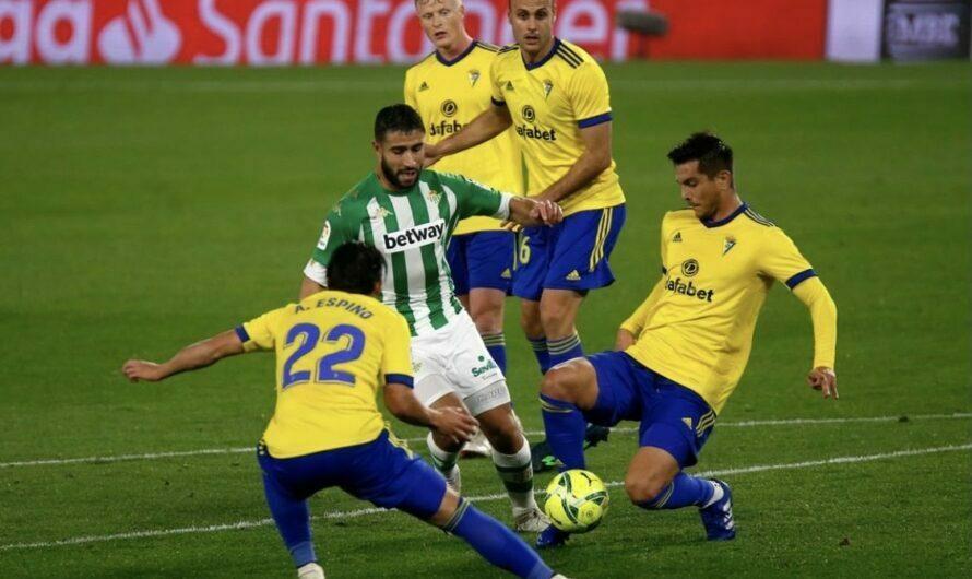 1×1 | Real Betis 1-0 Cádiz CF : Enderezando el rumbo