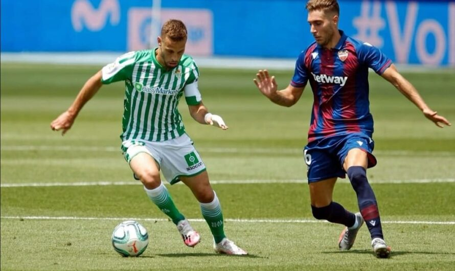 Previa | Levante UD – Real Betis: Que sea un feliz fin de año