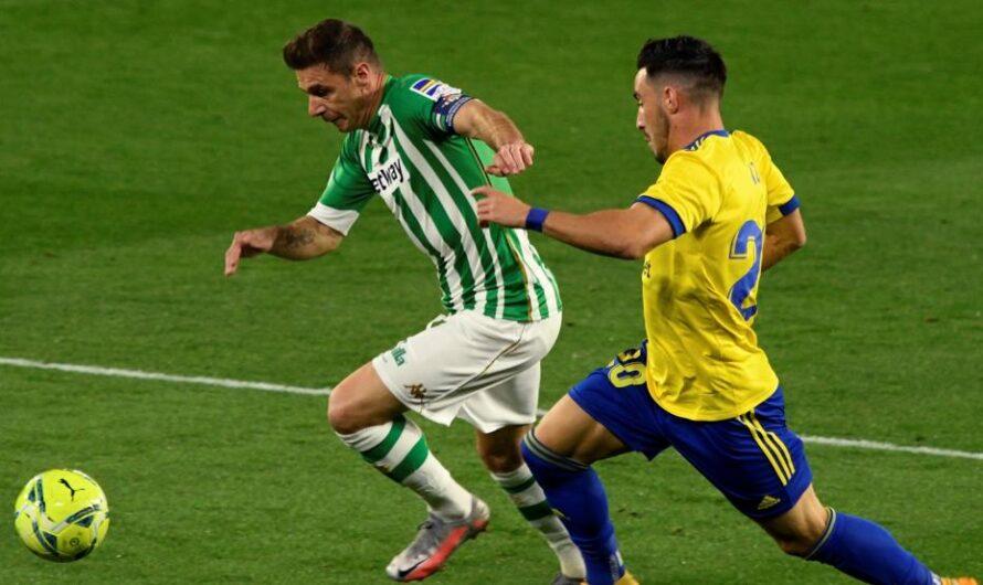 Análisis-Previa| Cádiz CF- Real Betis: En la lucha por los puestos europeos