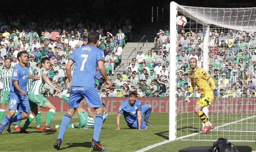 Análisis-Previa| Real Betis-Getafe: Escollo azulón hacia Europa
