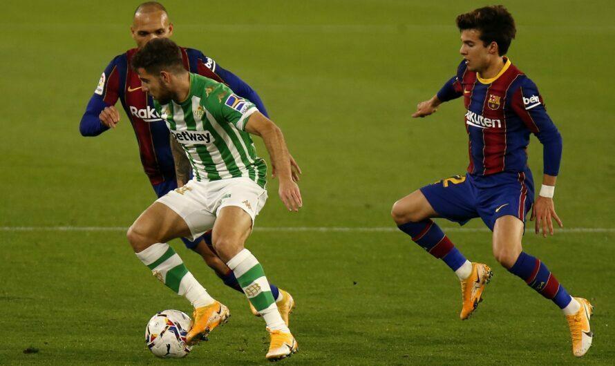 Crónica/ Real Betis 2 – 3 FC Barcelona: El Betis muere con honor en la orilla