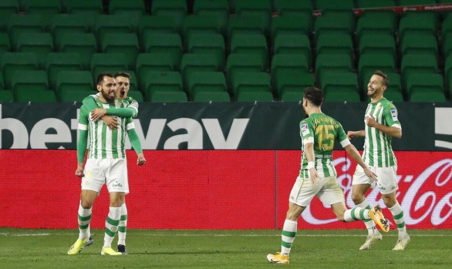 Crónica| Real Betis 1 – 0 Osasuna: La buena racha del panda acerca al equipo a puestos europeos