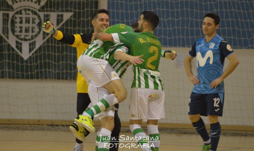 Real Betis Futsal 4 – 2 Inter Movistar: Un equipo para soñar