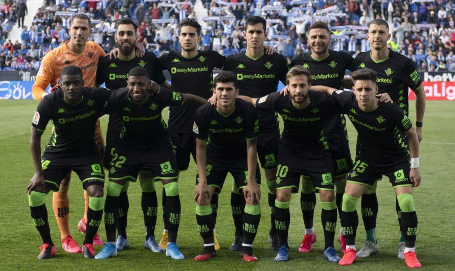 Leganés 0 – 0 Real Betis (1×1) Un punto en la nada