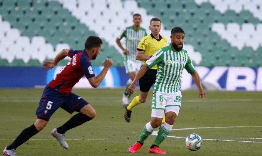 Real Betis 3-0 CA Osasuna: Lograda la permanencia, llega la era Pellegrini