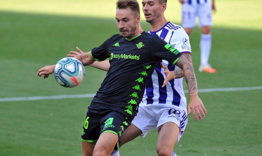 Valladolid 2-0 Real Betis: Lo que mal empieza mal acaba