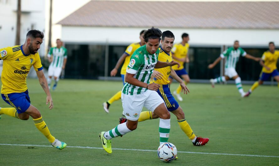 Real Betis 1-0 Cádiz: Primera victoria de la era Pellegrini