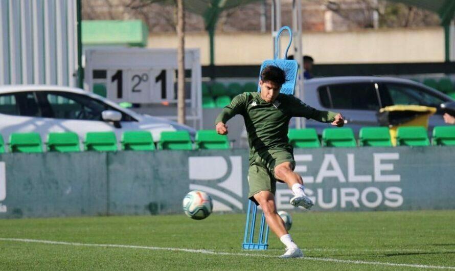 Confianza plena en Diego Lainez de cara a la nueva temporada