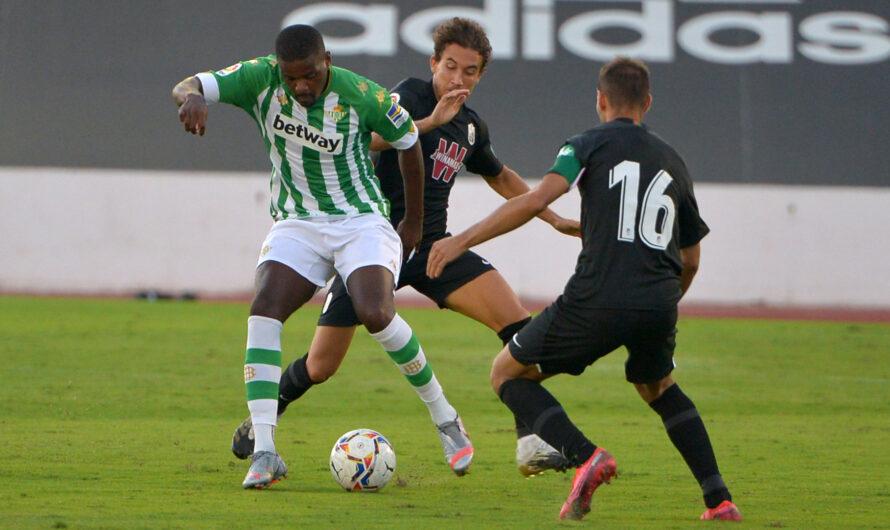 Betis 3-2 Granada: Necesita mejorar