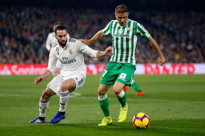 Previa Real Betis – Real Madrid: Duro rival para continuar en la senda de la victoria