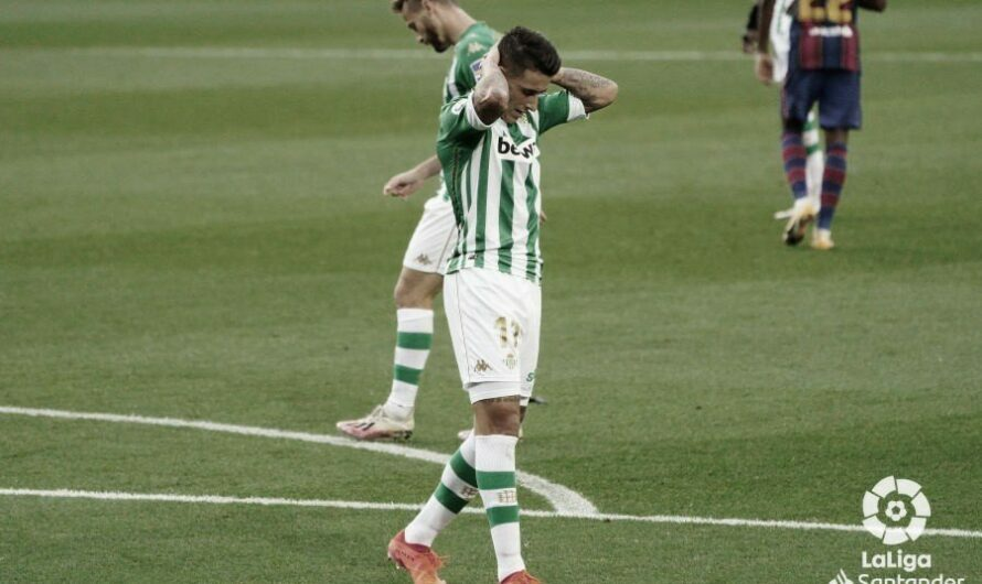 El Real Betis Balompié, un equipo especialista en repetir errores