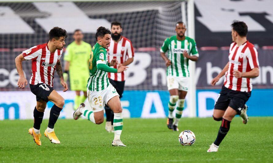 Athletic Club 4-0 Real Betis Balompié (1×1) Nuevo ridículo y van…