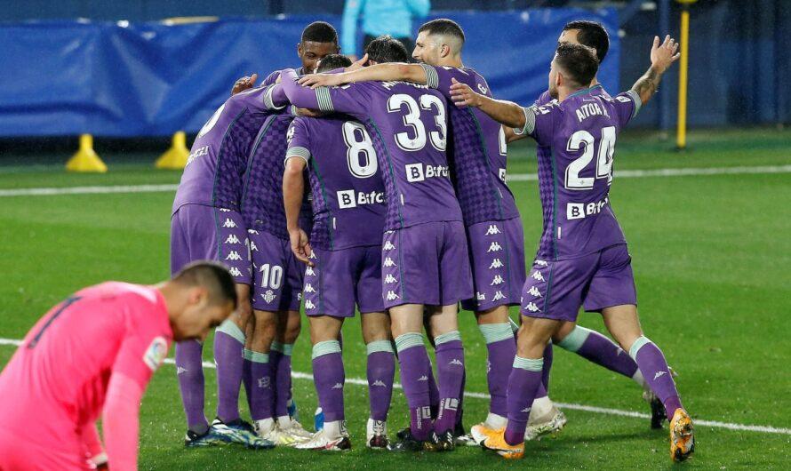1×1| Villarreal 1-2 Real Betis: Nada como la vuelta a la victoria