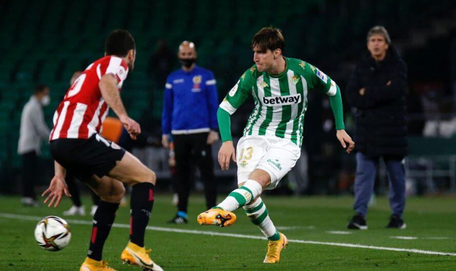 Crónica| Real Betis 1 (1) – (4) 1 Athletic de Bilbao: A un minuto de semifinales