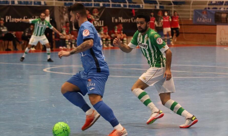 Previa Real Betis Futsal – Fútbol Emotion Zaragoza: A olvidar la mala racha