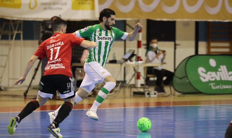 Previa Osasuna Magna Xota – Real Betis Futsal: Otra oportunidad para soñar
