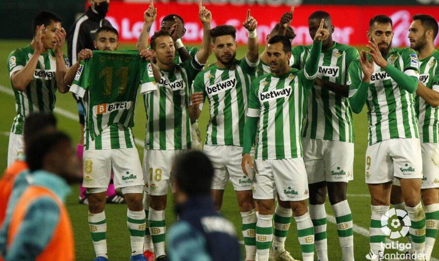 Crónica | Real Betis 2-0 Levante: Va por ti, Tello