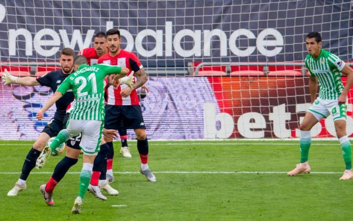 Previa | Real Betis-Athletic: Los leones no lo tendrán fácil
