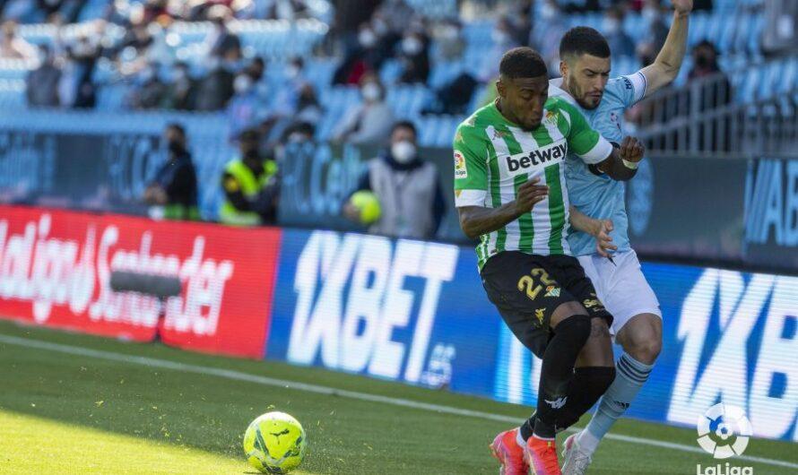 1×1| Real Club Celta de Vigo 2-3 Real Betis: Europa League como broche final
