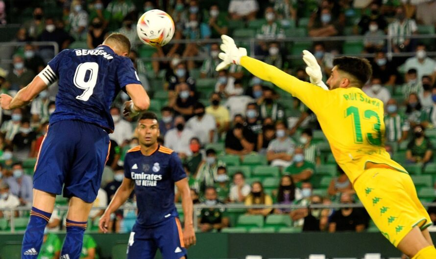 Crónica | Real Betis 0-1 Real Madrid: Sin luces ante un pobre Real Madrid