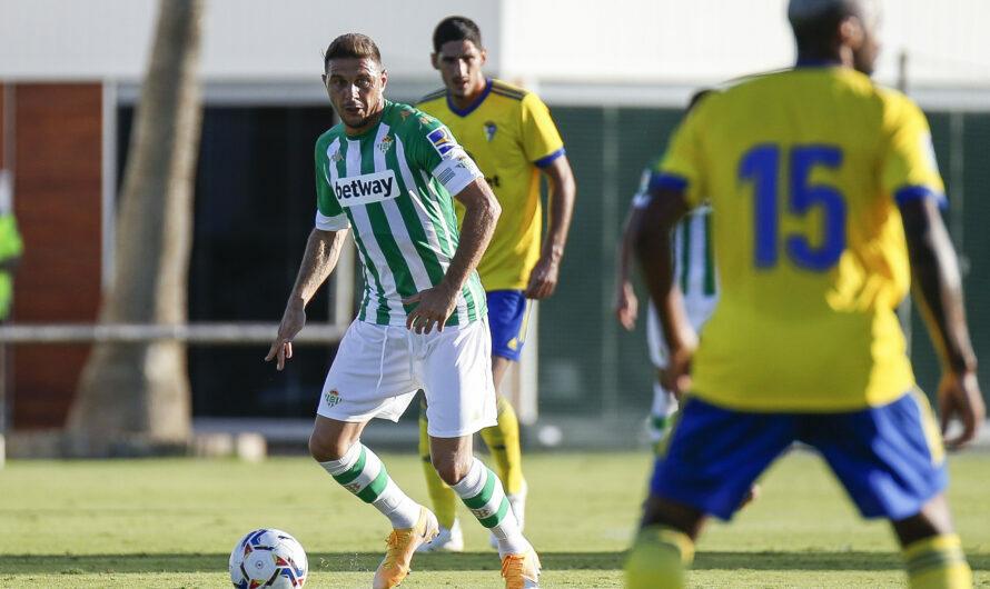 Análisis-Previa | Real Betis – Cádiz C.F: Regresa el fútbol y la afición al Villamarín