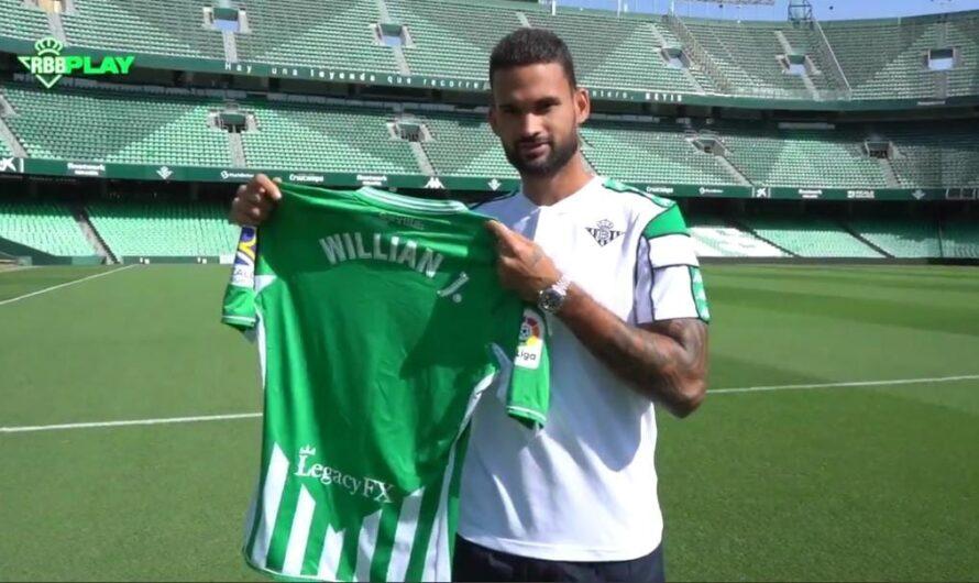 Willian José ficha por el Betis
