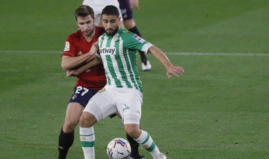 Previa  CA Osasuna – Real Betis: Buscando la victoria ante las adversidades