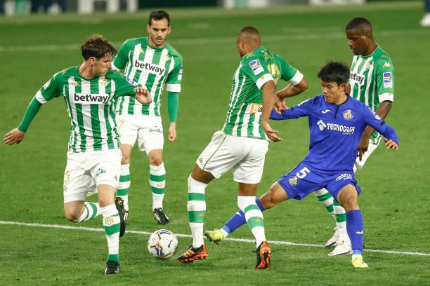 Previa| Real Betis – Getafe: A seguir sumando de tres en tres