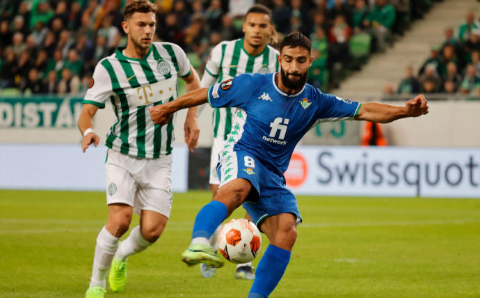 1×1 | Ferencvaros 1-3 Betis : Asalto al Groupama Arena